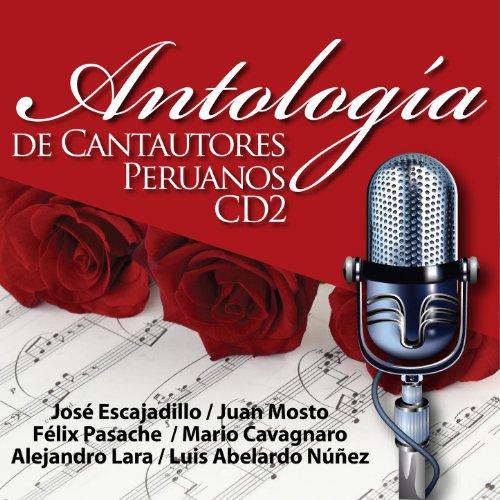 Antologia de Cantautores Peruanos CD2